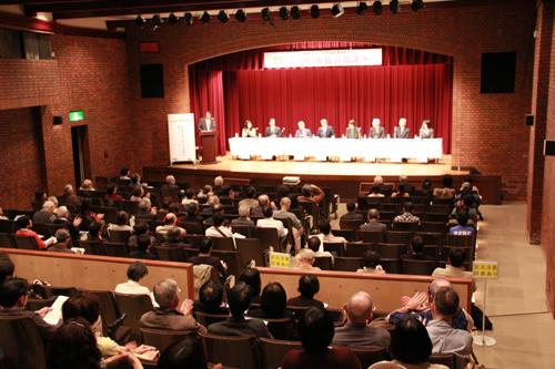 第5回広島市民公開講座 前年に引き続き「放影研の保存試料の活用を考える」をテーマに