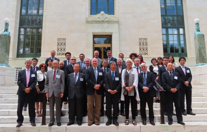 Summary Report of the Ninth Meeting of the RERF Board of Councilors