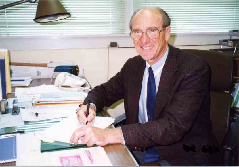 Mortimer L. Mendelsohn先生を悼む